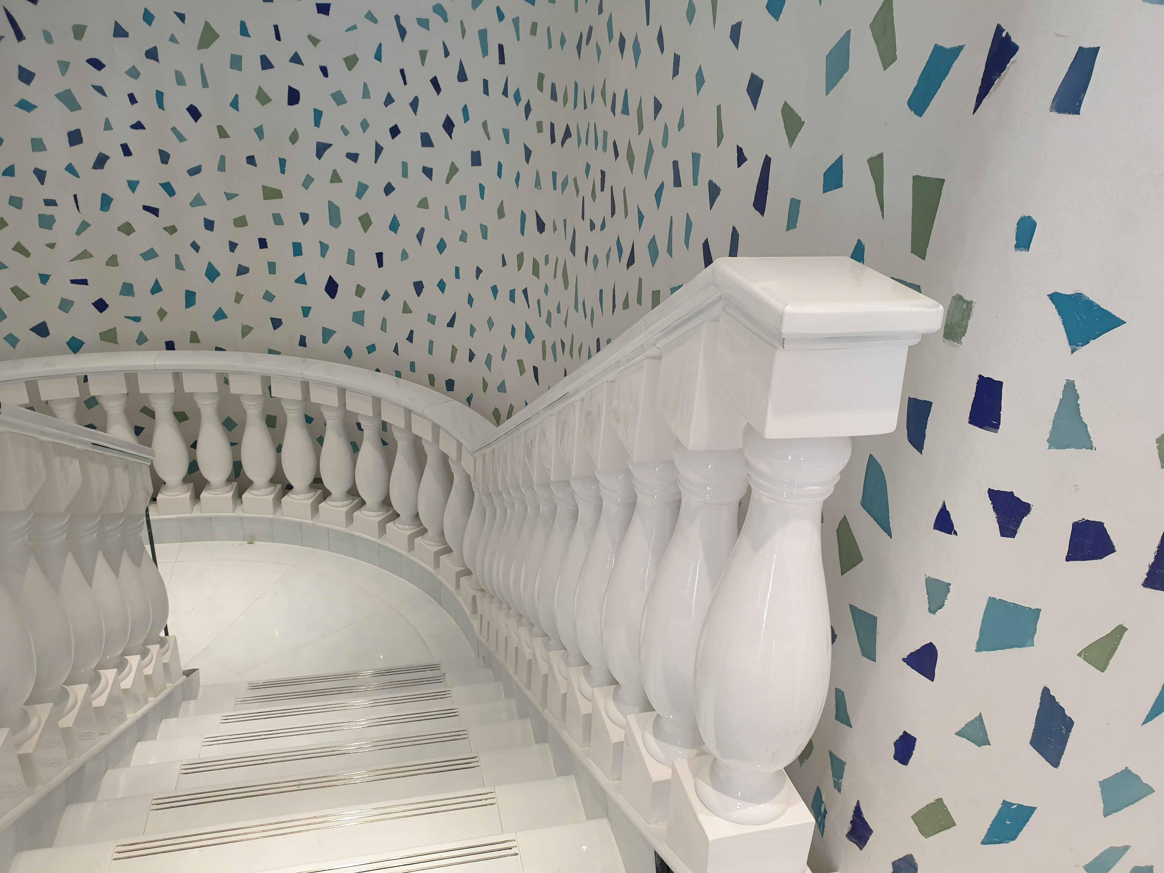 Escalera Dolce y Gabbana
